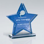 Star Double Layer Cutout on Base Sales Awards