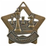 Star Series Medal Awards -Chess Scholastic Trophy Awards